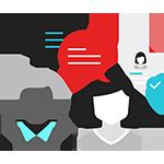 picto solution gestion évaluations