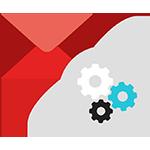 picto gestion du processus courriers entrants et sortants